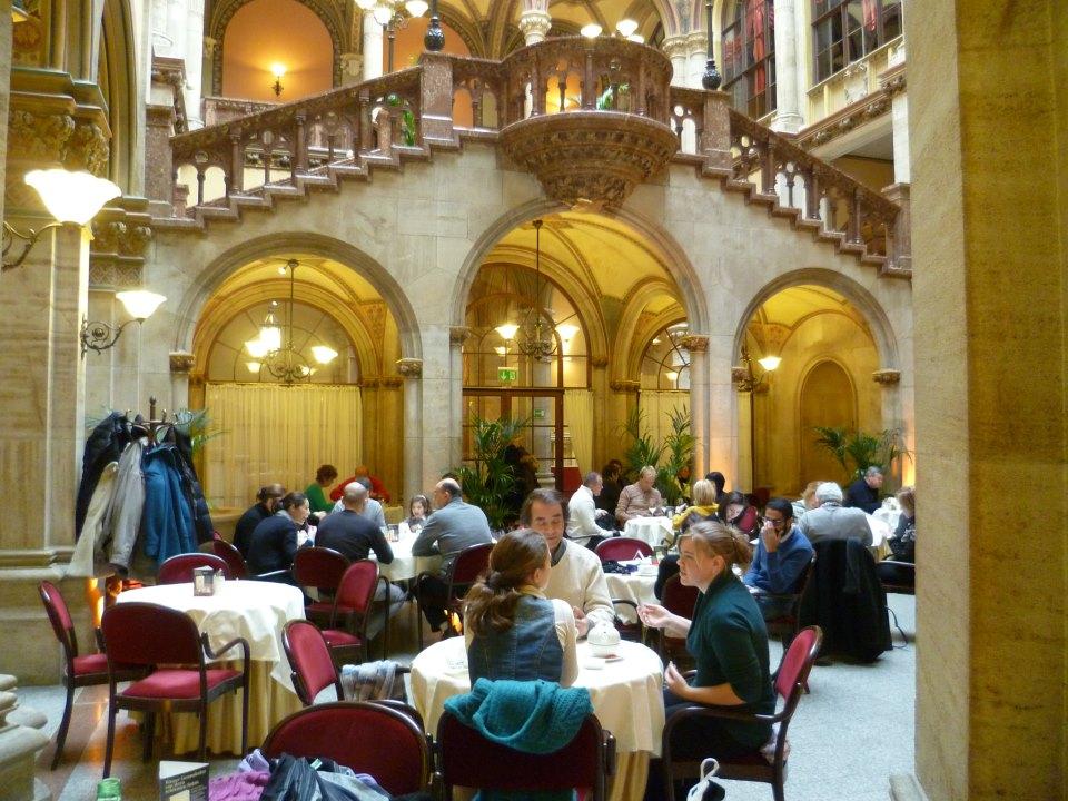 Imagini pentru cafe central wien