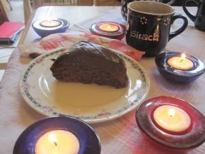 Sirach-Torte slice